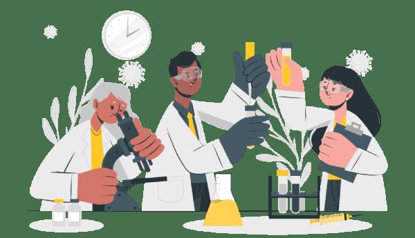 exámenes de laboratorio - exámenes a domicilio