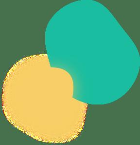 bg floating oval